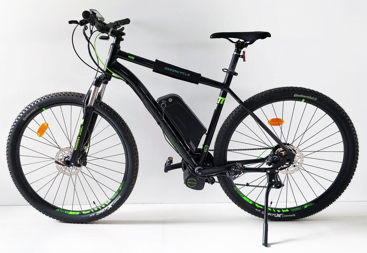 Polkupyörän Sähkömoottori